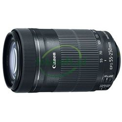 CANON EF-S 55-250mm f/4-5.6 IS II do 600D 650D 700D