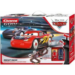Tor wyścigowy Auta Roket Racer Car