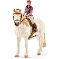 Figurki i postacie, Jeździec rekreacyjny z koniem SLH42359 - Schleich