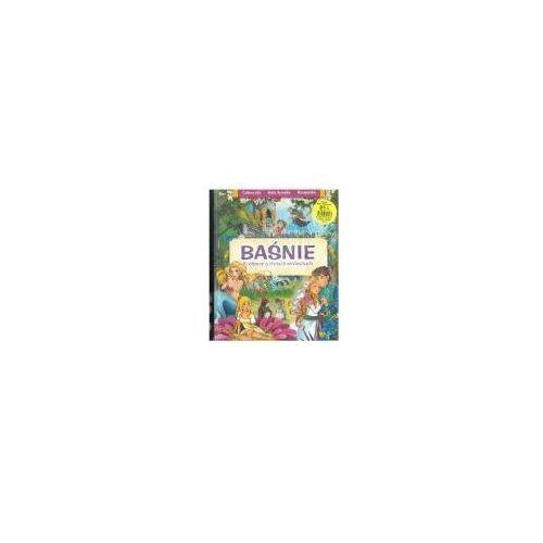 Książki dla dzieci, Baśnie królewny o złotych serduszkach (opr. twarda)