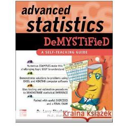 Advanced Statistics Demystified