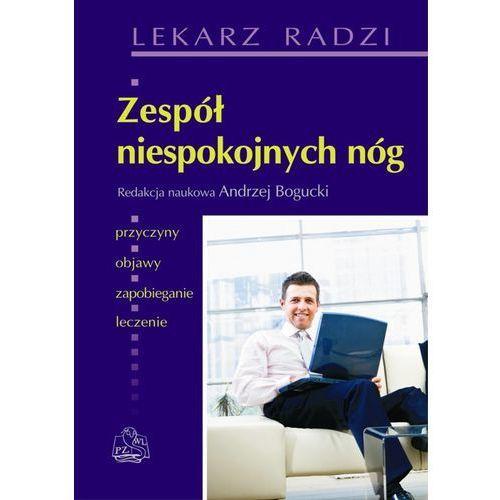 Książki medyczne, Zespół niespokojnych nóg (opr. miękka)