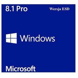 Microsoft Windows 8. 1 Professional 32-bit/x64 PL NOWA LICENCJA