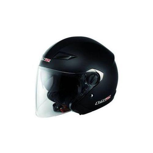 Kaski motocyklowe, Kask LS2 OF569.2 TRACK Black matt / czarny matt - BLENDA!