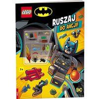 Literatura młodzieżowa, Lego dc comics ruszaj do akcji! - opracowania zbiorowe