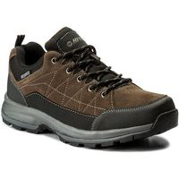 Trekking, Trekkingi HI-TEC - Batian Low Wp AVSAW17-HT-01 Brown/Black/Dark Grey