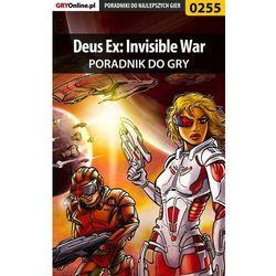 Deus Ex: Invisible War - Jacek Hałas «Stranger» - ebook