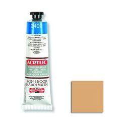 Koh i noor Farba akrylowa Acrylic 810 Złoty 40ml, 0162725000000504