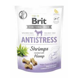 Brit przysmaki dla psów care dog functional snack antistress shrimps 150 g