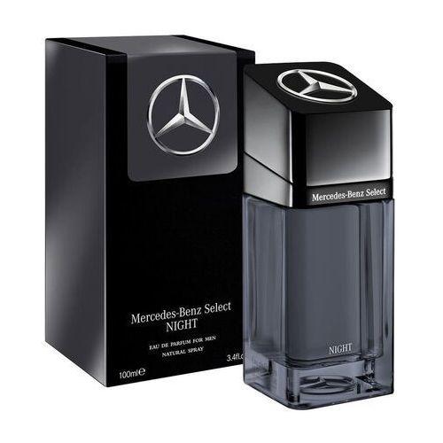Mercedes-benz mercedes-benz select night woda perfumowana 100 ml dla mężczyzn (3595471081032)