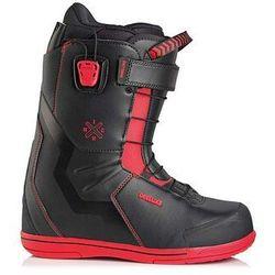 Buty snowboardowe - idxhc pf black/red (3927) rozmiar: 47 marki Deeluxe