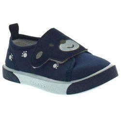Trampki dla dzieci Axim 20221 Granatowe, kolor niebieski