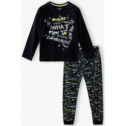 Piżama dla chłopca 2W4102