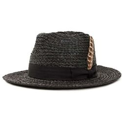 Kapelusz - crosby fedora black (black) marki Brixton