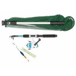 CRIVIT® Zestaw wędkarski z bogatym wyposażeniem, 1 zestaw (Szczupak/sandacz)
