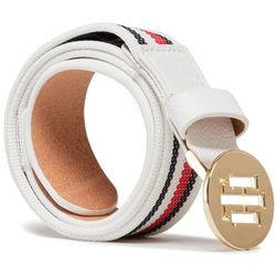 Pasek Damski TOMMY HILFIGER - Th Round Elastic Belt 3.0 AW0AW09812 0K4