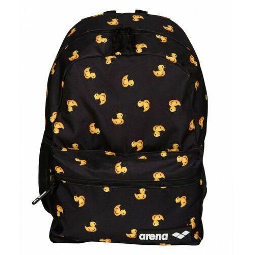 Arena plecak team backpack 30 allover ducks + worek