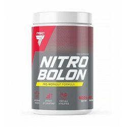 Trec nitrobolon 600g kreatyna stack siła, nowy
