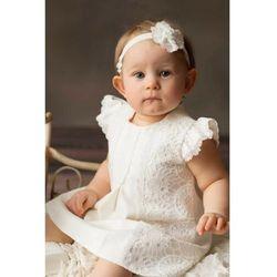 Sukienka niemowlęca do chrztu 6K40CE