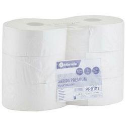 Papier toaletowy Merida Premium, 3 warstwy, celuloza 6 rolek, 130052