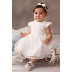 Sukienka niemowlęca na Chrzest 6K38AM