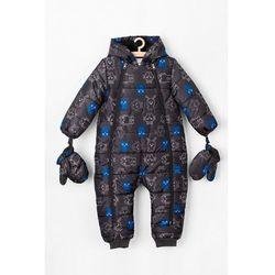 Kombinezon zimowy niemowlęcy 5a3904 marki 5.10.15.